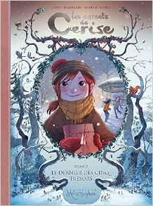 Les carnets de Cerise - Tome 3 [Chamblain, Joris & Neyret, Aurélie] Index10