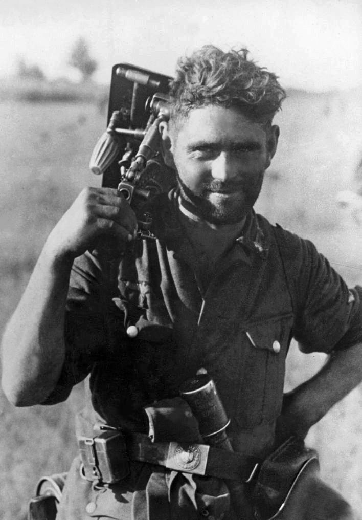 Granatwerfer, les mortiers de l'armée allemande. - Page 2 M210