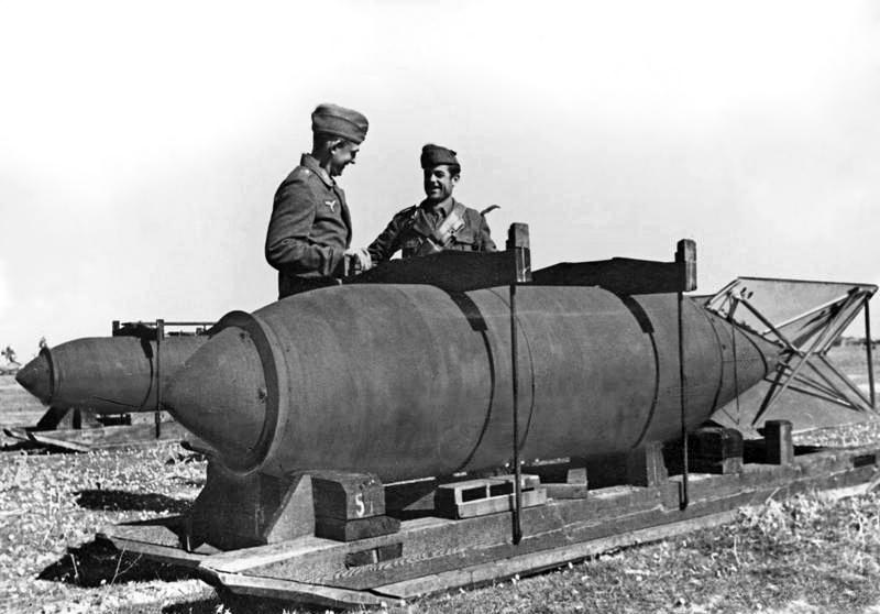 Les spécialistes de la Luftwaffe S10