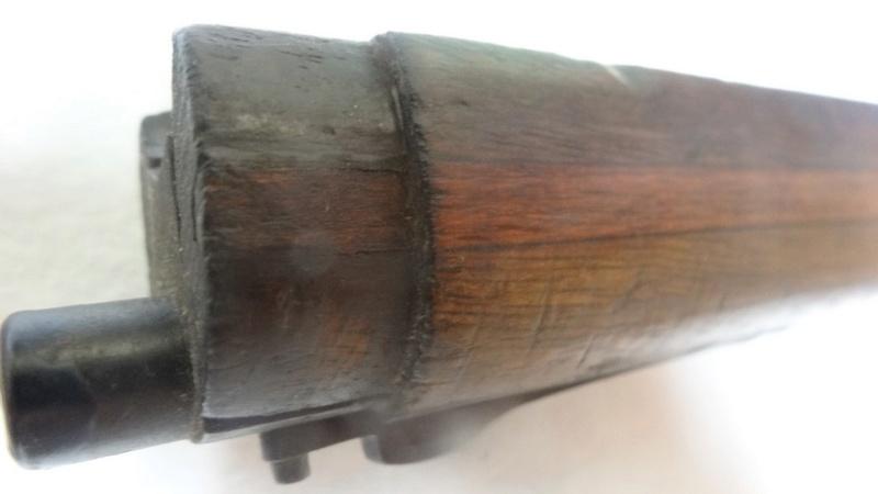 Photo Mousqueton 1892 ou 1916 suppression baguette 008_co10