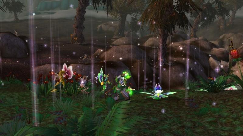 [Bestiaire] Le Protodrake vert (draconien du bassin de Sholazar) 6_oura11