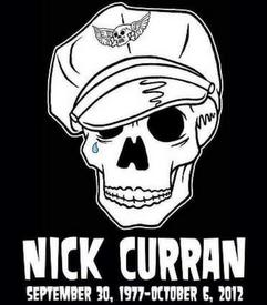 R.I.P - Nick Curran [30/9/77] ¶ [6/10/2012] Nick-c10