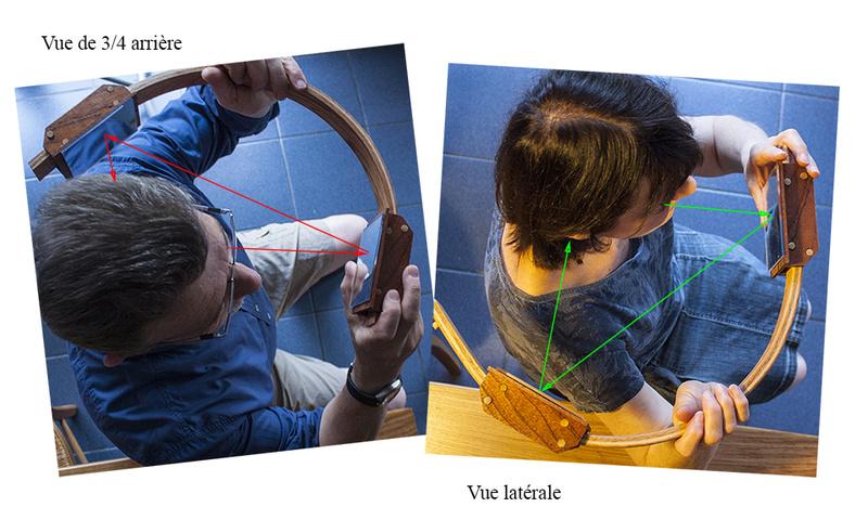 [Fabrication] Deux miroirs pour se regarder l'oreille  Utilis10