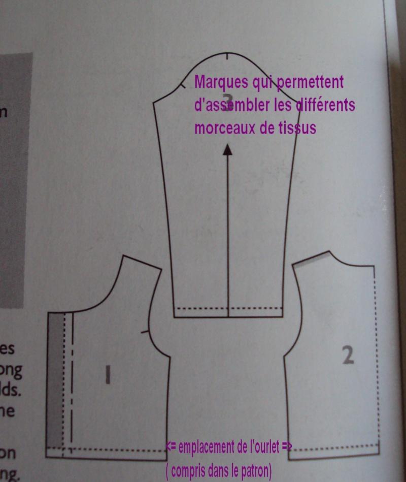 [TECHNIQUE DEBUTANT]- Tutos : comprendre pour démarrer la couture avec Ottobre Dsc04617