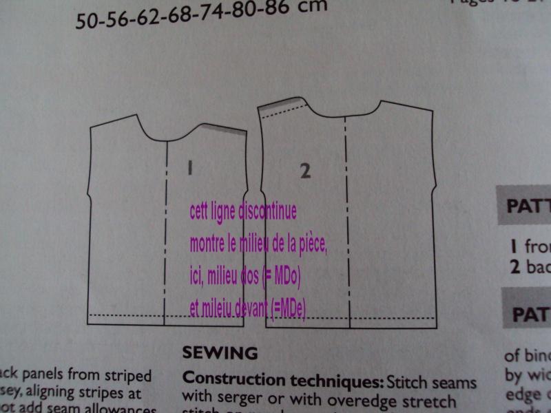 [TECHNIQUE DEBUTANT]- Tutos : comprendre pour démarrer la couture avec Ottobre Dsc04620