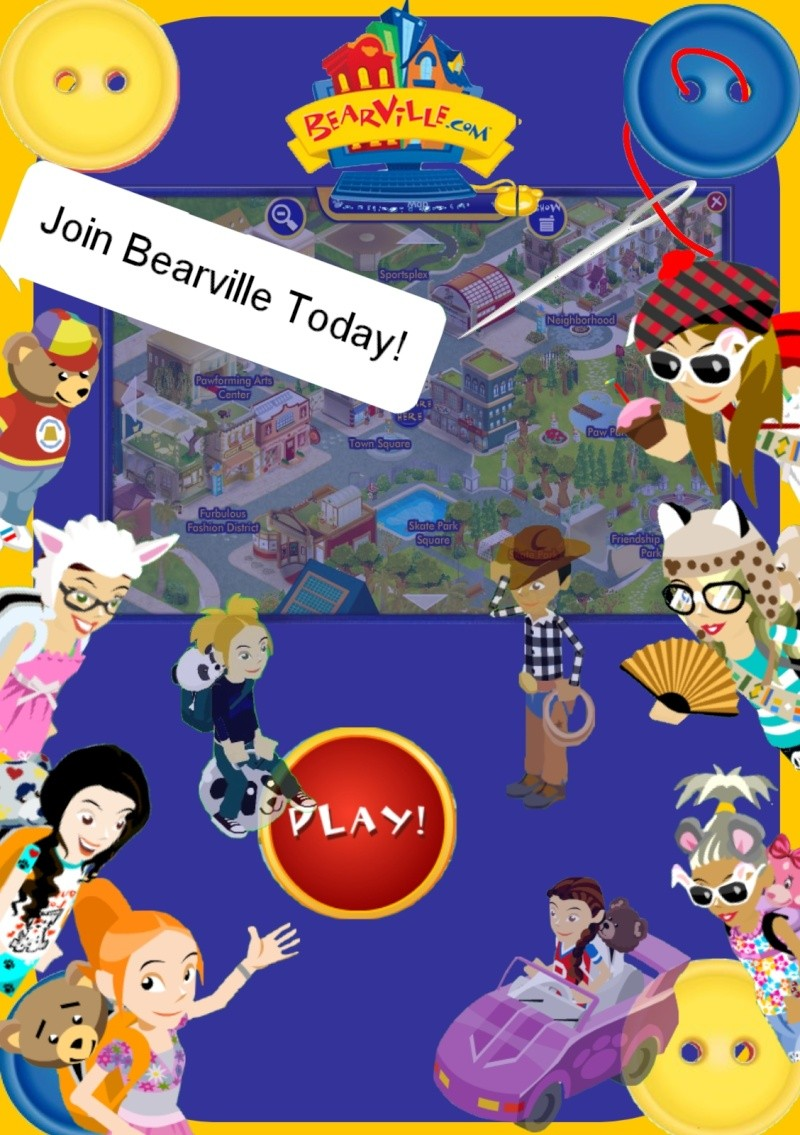 Bearville Poster Contest *EXTENDED* Bearvi10