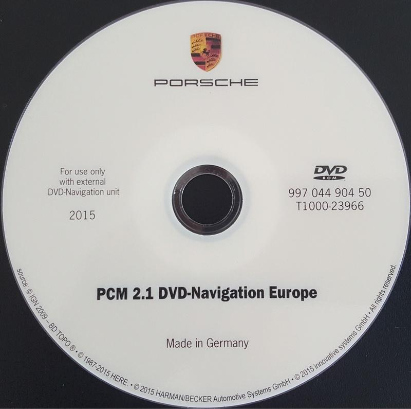 Update PCM 2.1 carto Europe 2015+ mise à jour logiciel Nav. et PCM Pcm_2_11