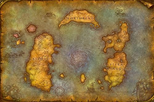 Géographie d'Azeroth : faits et spéculations 42811610