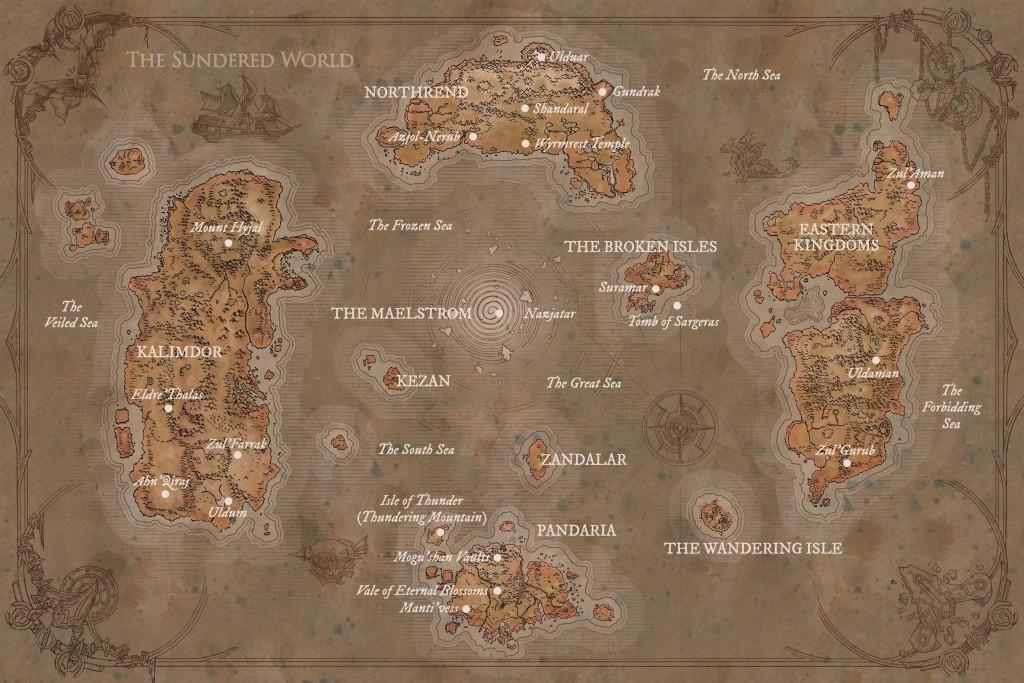 Géographie d'Azeroth : faits et spéculations 69jzi210
