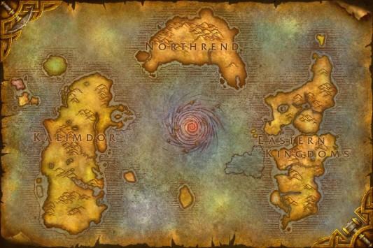 Géographie d'Azeroth : faits et spéculations Worldo11