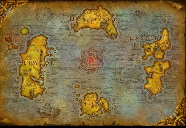 Géographie d'Azeroth : faits et spéculations Wow_mo10