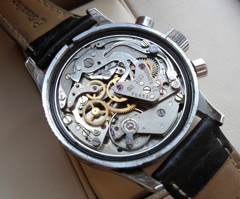 Buran Chronographe  Chrono15