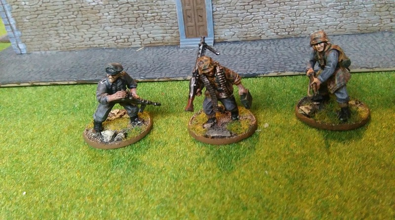 28mm allemands WWII  10947229