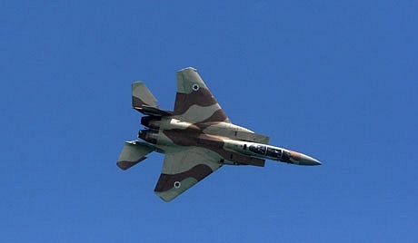 Frappes aériennes israéliennes en Syrie 56910610