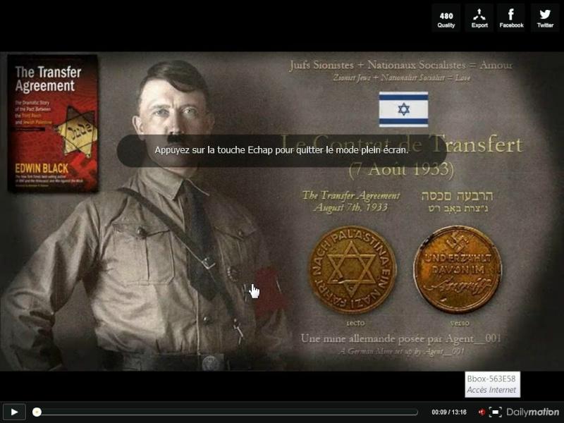 """Le Contrat de Transfert d'Edwin Black """"L'histoire dramatique du pacte entre le IIIe Reich et la Palestine juive"""", 88764410"""