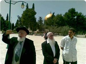 """El-Aqsa: Des cartes détaillées et des outils prêts pour la construction du """"Temple"""" Datafi10"""
