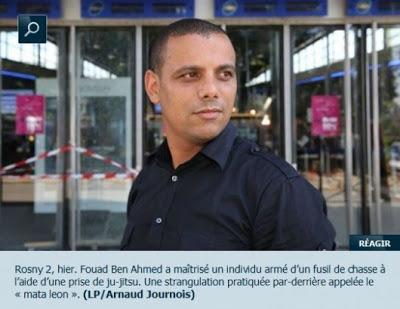 """Rosny sous Bois :Un spéctateur de """"Man Of Steel"""" désarme un homme armé d'un fusil de chasse Fouad10"""