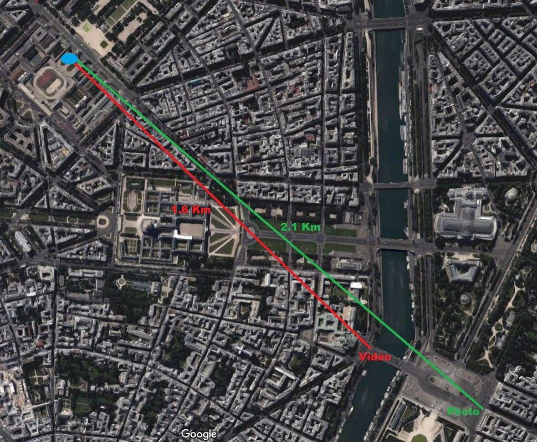 2016: le 27/06 à 20h26 - Un phénomène ovni insolite -  Ovnis à Paris - Paris (dép.75) Ballon14