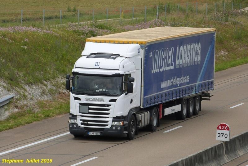 Michel Logistics  (Houdeng-Goegnies) - Page 2 P1340065