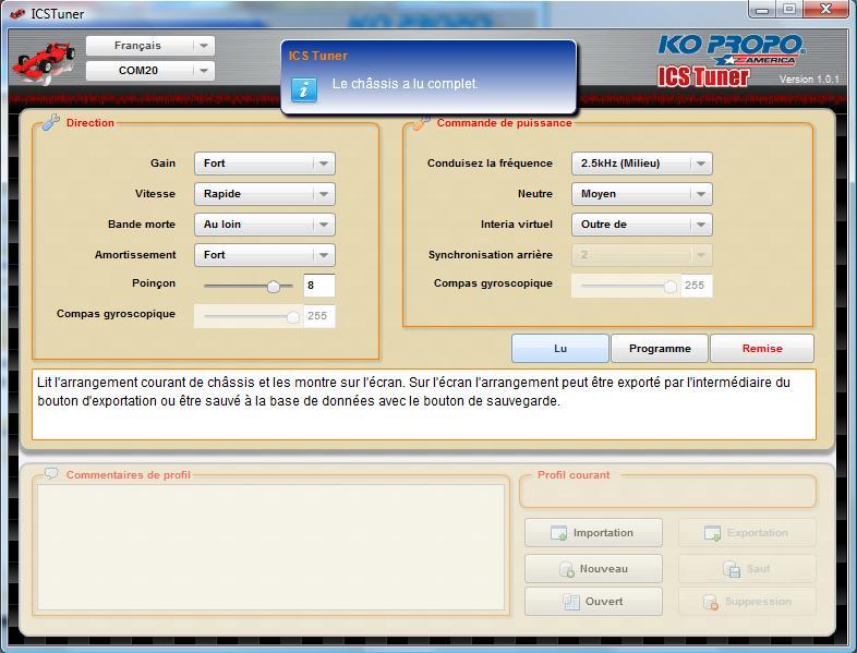 Câble ICS Perso pour MR02ASF MR03 Mr03VE - Page 2 Ics_ma10