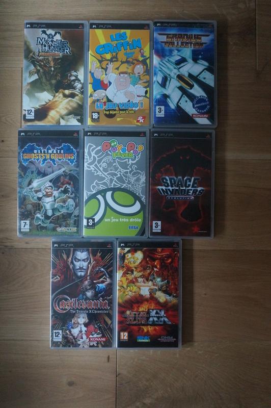[EST] lot PSP, pack star wars Gamecube et DS Dsc06023