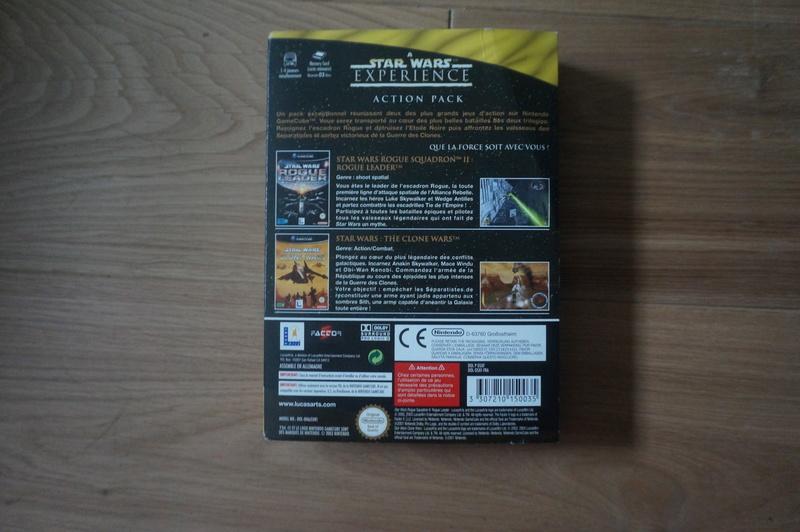 [EST] lot PSP, pack star wars Gamecube et DS Dsc06028