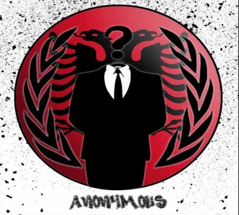Anonymous Albania kërcënim per serbin Screen10