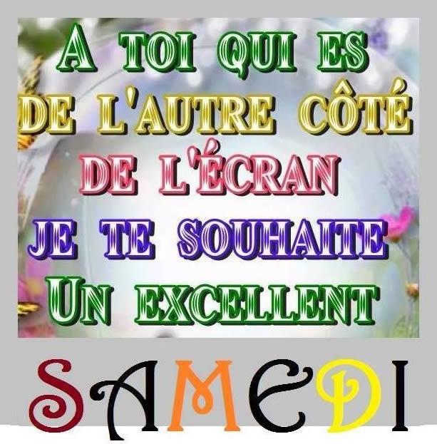 bonjour bonsoir du mois d'aout - Page 7 Samedi16