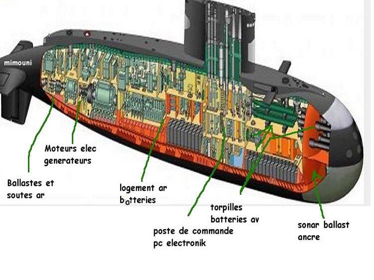 algerie - L'Armada Algerie: les sous marins kilo   الغواصات الجزائرية  Kilo6311