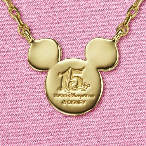 """[Tokyo DisneySea] : 15th anniversary """"The Year of Wishes"""" merchandising Ahkah_13"""