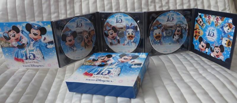 "[Tokyo DisneySea] : 15th anniversary ""The Year of Wishes"" merchandising Disc0110"