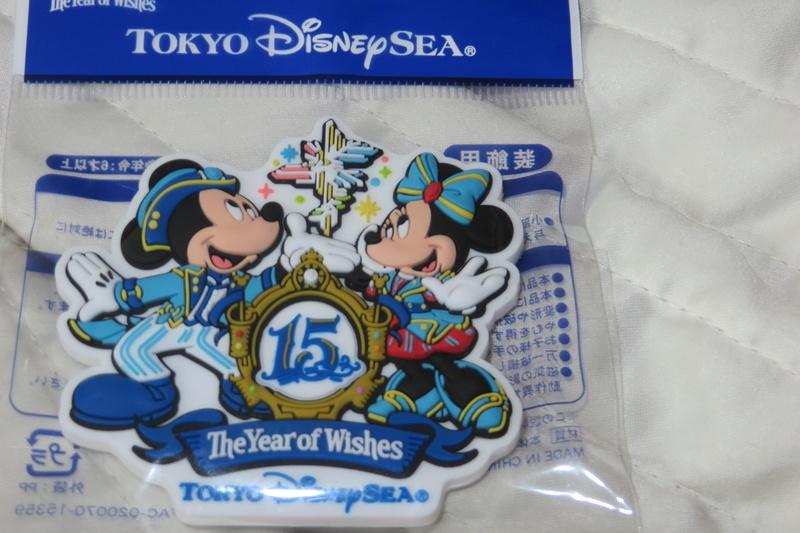 """[Tokyo DisneySea] : 15th anniversary """"The Year of Wishes"""" merchandising Img_6010"""