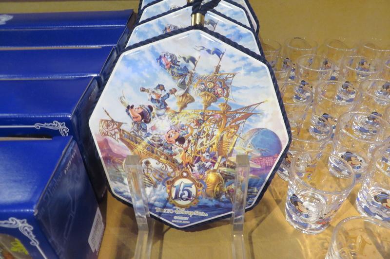 """[Tokyo DisneySea] : 15th anniversary """"The Year of Wishes"""" merchandising Img_6218"""