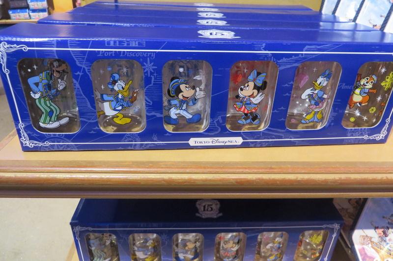 """[Tokyo DisneySea] : 15th anniversary """"The Year of Wishes"""" merchandising Img_6219"""