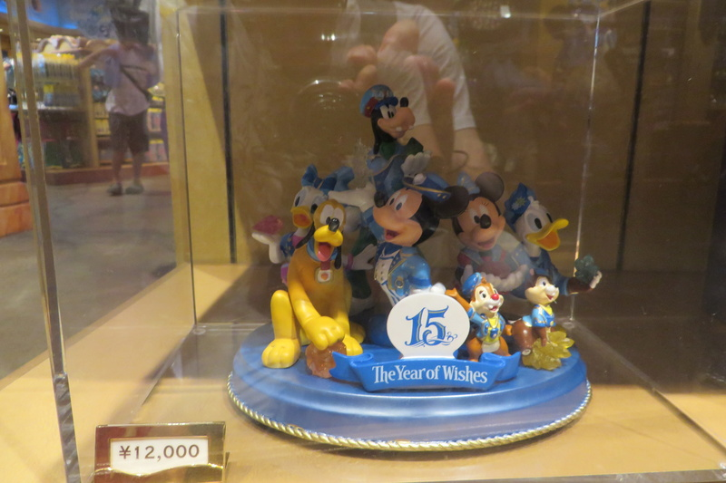 """[Tokyo DisneySea] : 15th anniversary """"The Year of Wishes"""" merchandising Img_6310"""