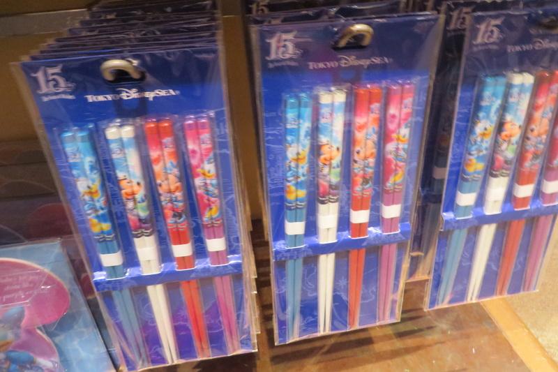 """[Tokyo DisneySea] : 15th anniversary """"The Year of Wishes"""" merchandising Img_6312"""