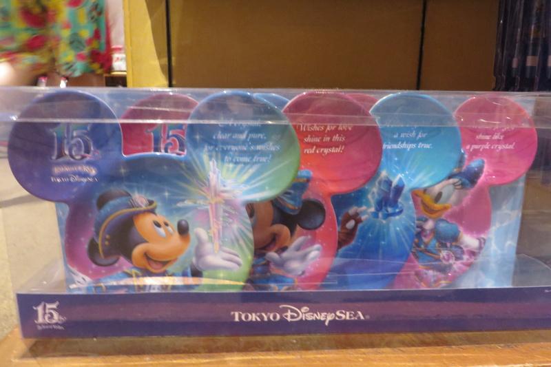 """[Tokyo DisneySea] : 15th anniversary """"The Year of Wishes"""" merchandising Img_6314"""