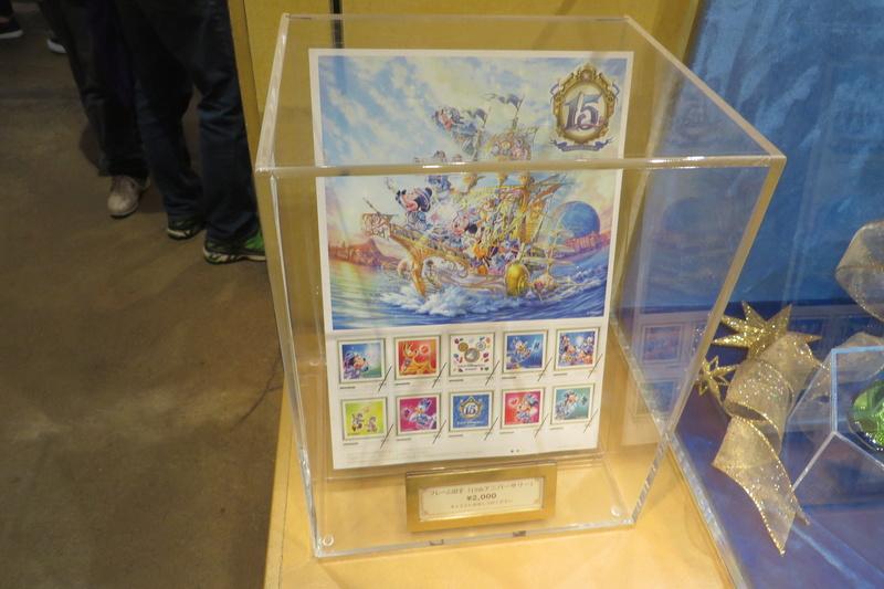 """[Tokyo DisneySea] : 15th anniversary """"The Year of Wishes"""" merchandising Img_6318"""