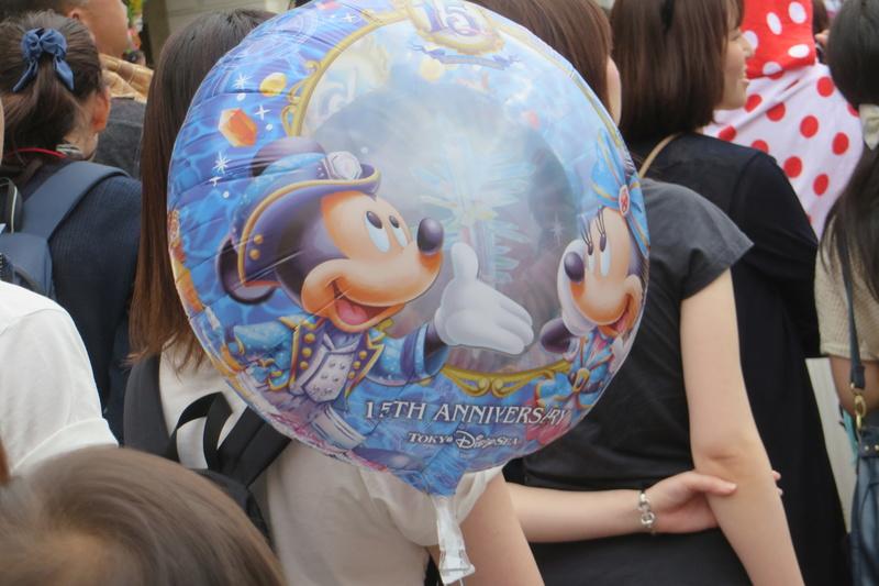 """[Tokyo DisneySea] : 15th anniversary """"The Year of Wishes"""" merchandising Img_6811"""