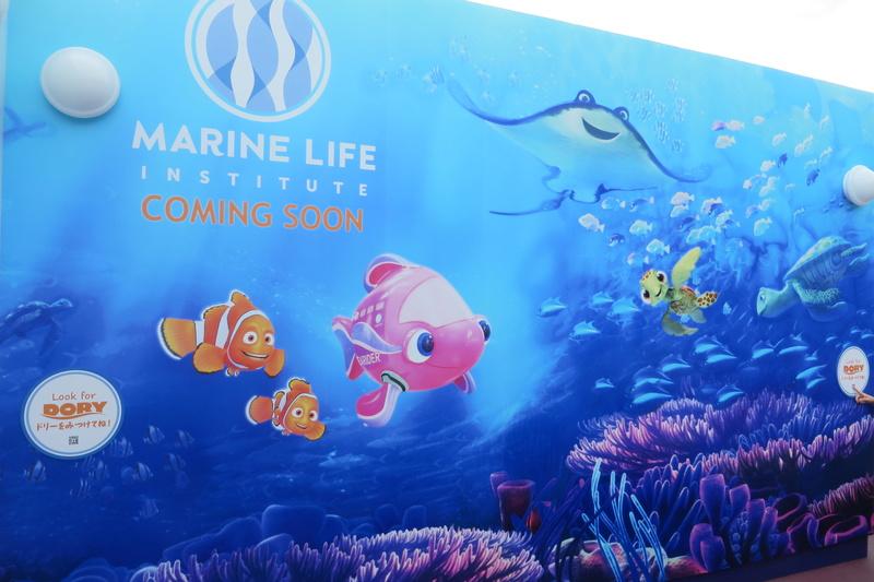 [Tokyo DisneySea] Nemo & Friends SeaRider (2017) Img_6911