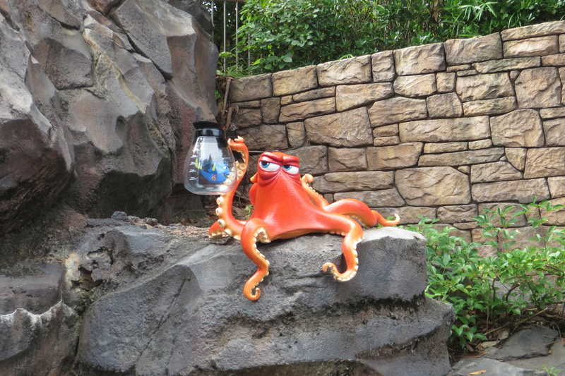 [Tokyo DisneySea] Nemo & Friends SeaRider (2017) Img_6912