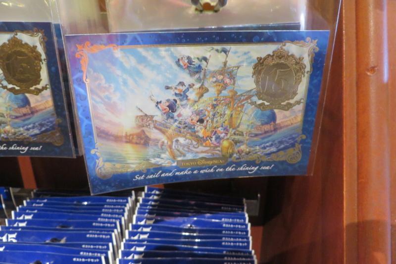 """[Tokyo DisneySea] : 15th anniversary """"The Year of Wishes"""" merchandising Img_6914"""