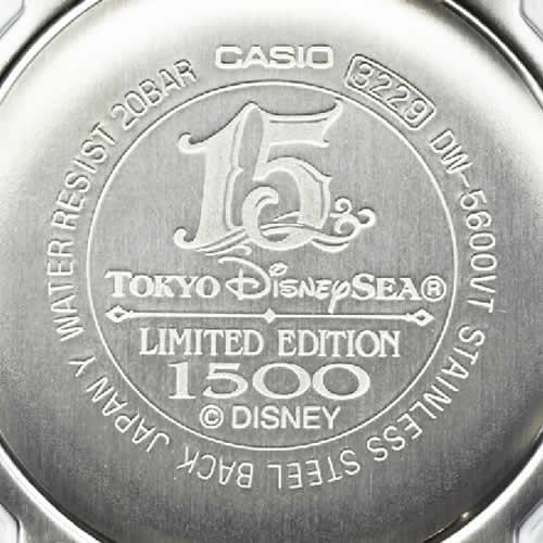 "[Tokyo DisneySea] : 15th anniversary ""The Year of Wishes"" merchandising Montre13"