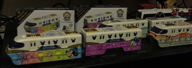 "[Tokyo DisneySea] : 15th anniversary ""The Year of Wishes"" merchandising Tomy_t10"