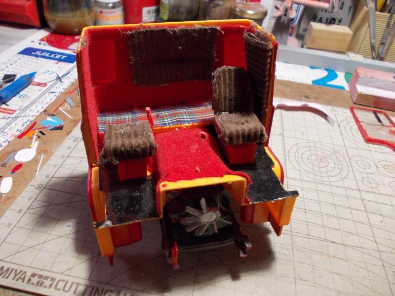 Scania 111 Frigo 6 roues... Scania11