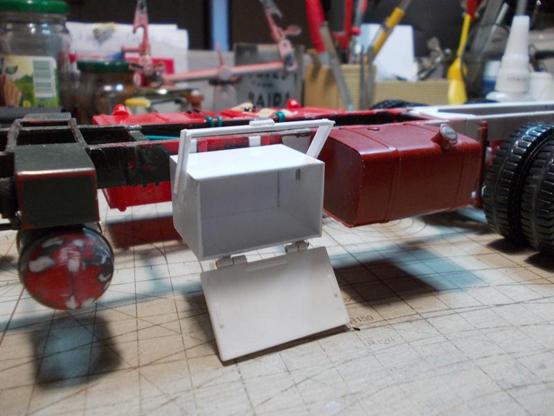 Scania 111 Frigo 6 roues... Scania16