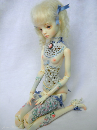 [Azu-Mi's dolls] Elia [Cameo, Marmite Sue Doll] *news* Dscn4511