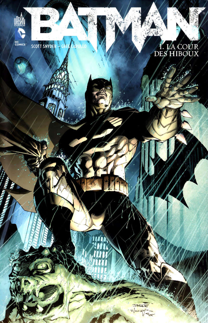 Amateurs de comics ? Batman10