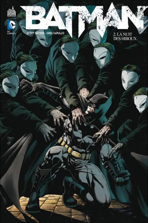 Amateurs de comics ? Batman11