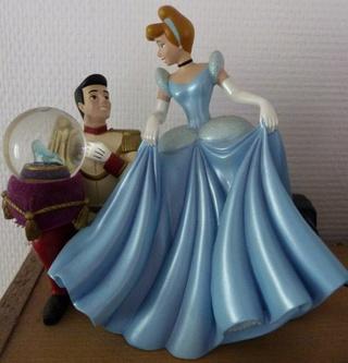 Les Snowglobes - Boules à neige Disney 52625010